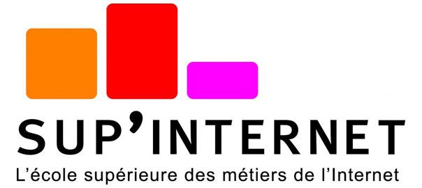 Logo Sup'Internet - Petit