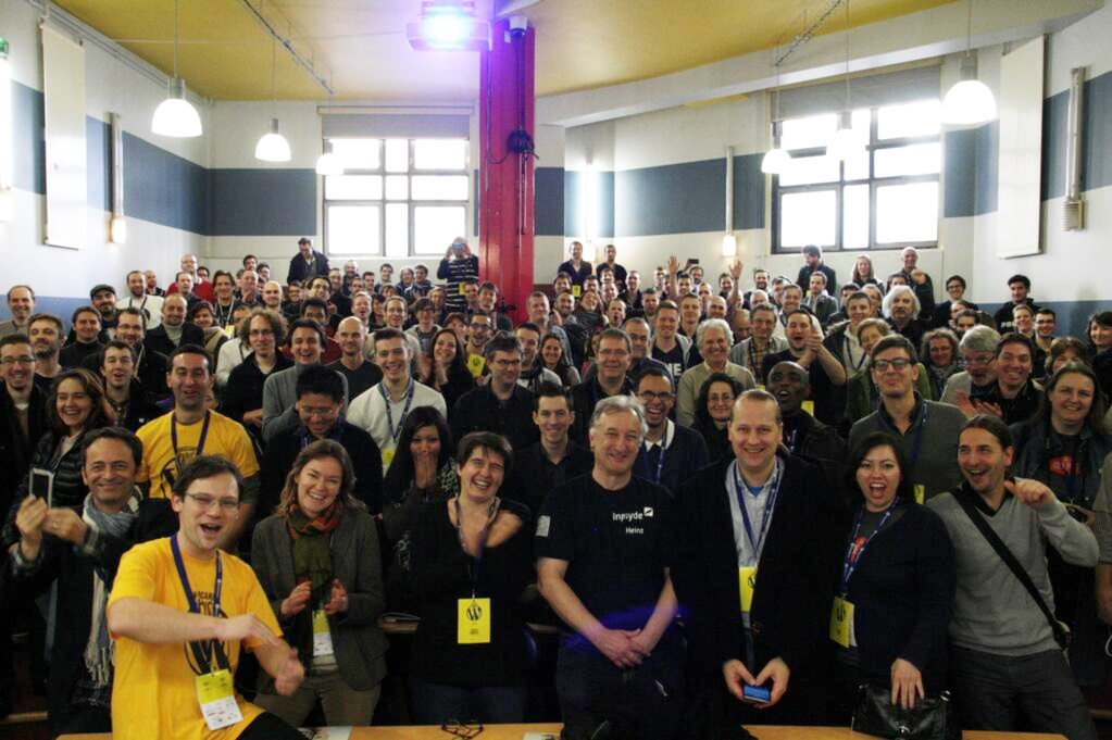 WordCamp Paris 2014