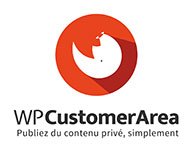 Nous remercions notre sponsor Bronze : WP Customer Area !