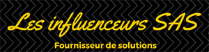 Un grand merci au sponsor Bronze : les Influenceurs !