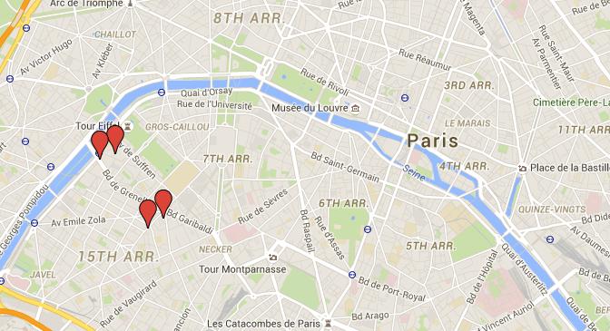 Où se loger sur Paris