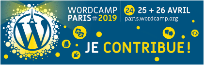 Je participe à la journée de contribution du WordCamp Paris 2019